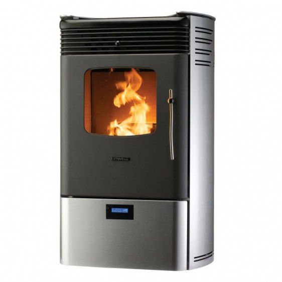 poele a pellet stove italy