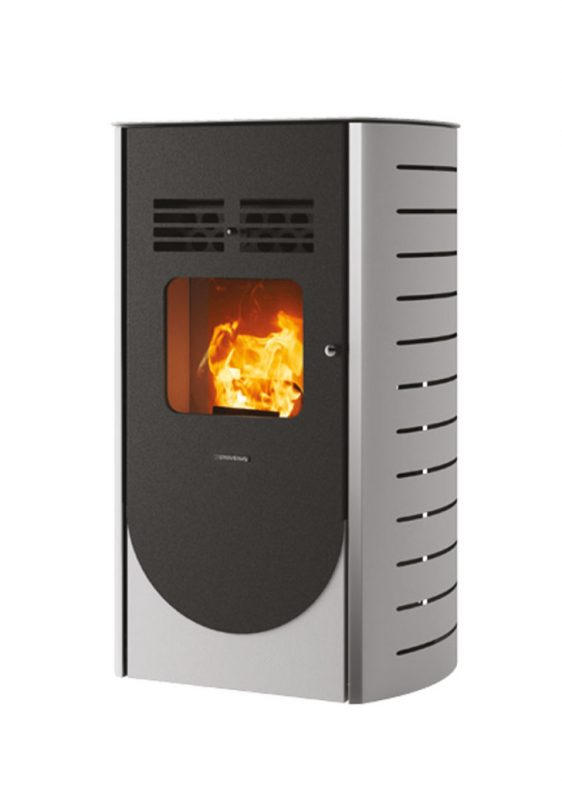 duetto 6 5 9kw stove italy poele granul s. Black Bedroom Furniture Sets. Home Design Ideas
