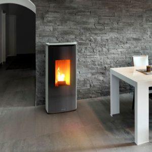 compact stove italy po le granul s normandie chauffage. Black Bedroom Furniture Sets. Home Design Ideas