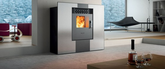 compact stove italy po le granul s normandie. Black Bedroom Furniture Sets. Home Design Ideas