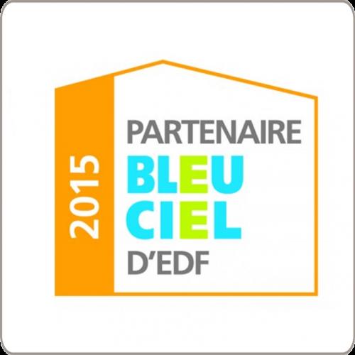 Bleu ciel EDF